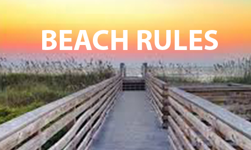 Follow Local Beach Laws for a Fun, Safe Summer Vacation in Myrtle Beach