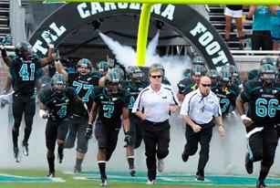 Coastal Carolina University Offers Great College Football Experience Caribbean Resort Myrtle Beach Sc