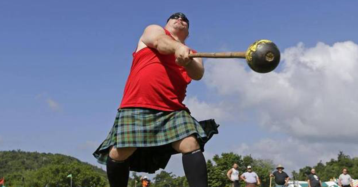 Enjoy Sports, Spirits and More at Myrtle Beach Highland Games and Heritage Festival