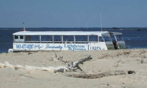 See a Different Side of the Grand Strand on a Lowcountry Tour
