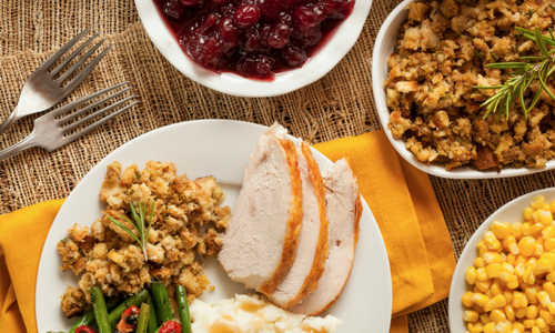 Turn Turkey Day Into a Feast at the Beach