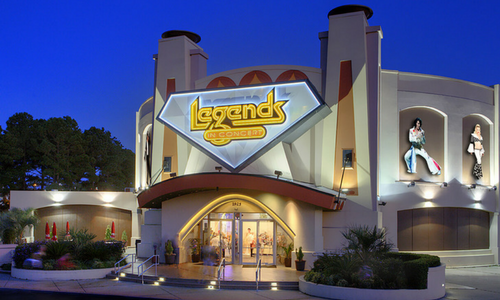 Experience Classic Holiday Entertainment at Legends in Concert