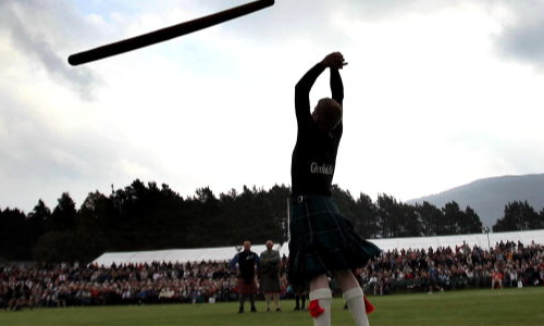 Myrtle Beach Highland Games Caps Fortnight of St. Patrick's Day Fun