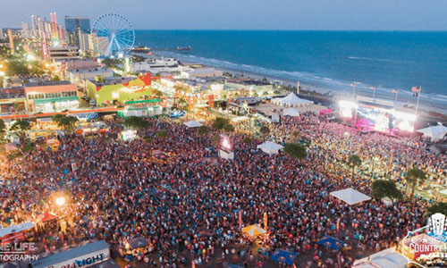 Myrtle Beach Throwing a Three-Month-Long Party This Summer