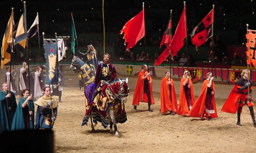 A Knight of Fun at Myrtle Beach Medieval Times Dinner & Tournament