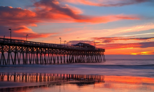 Best Places to See Breathtaking Sunrises in Myrtle Beach