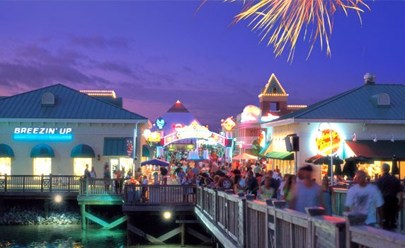 Myrtle Beach Nightlife Comes to Life for Spring Break