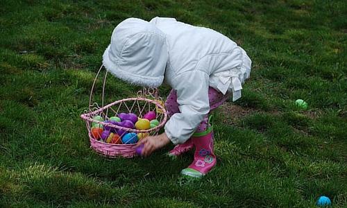 Egg Hunts, Bunny Brunches Highlight Easter on Strand