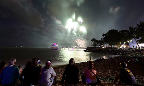 Have a Blast All Summer with Free Fireworks Shows in Myrtle Beach