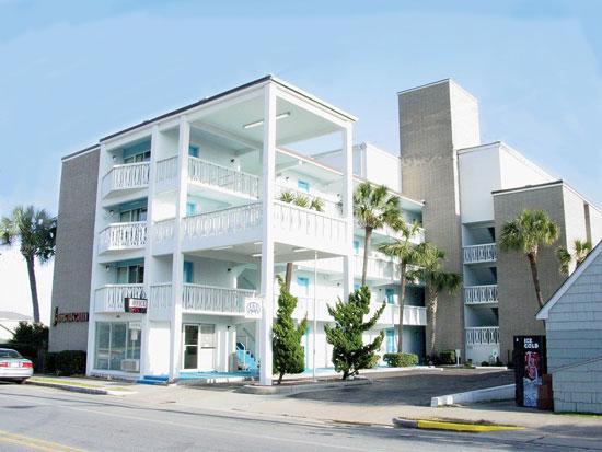 History of The Caribbean Resort & Villas