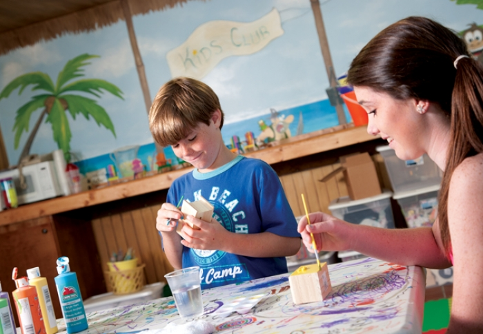 Come See What the Caribbean Resort Kids Club Has to Offer