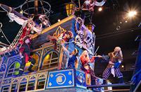Pirates Voyage a High-Seas, High-Energy Adventure